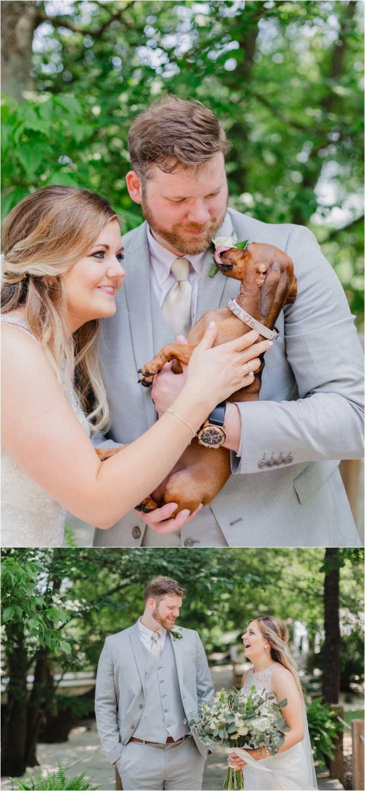 Knoxville Wedding Pets