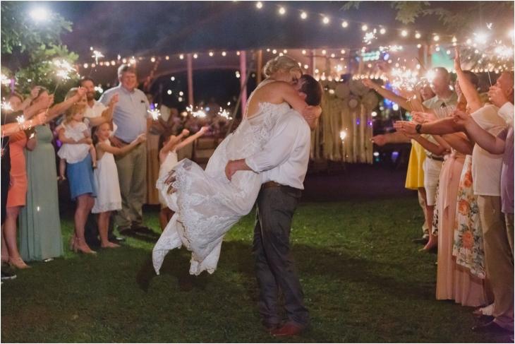 JoPhoto Wedding Exit