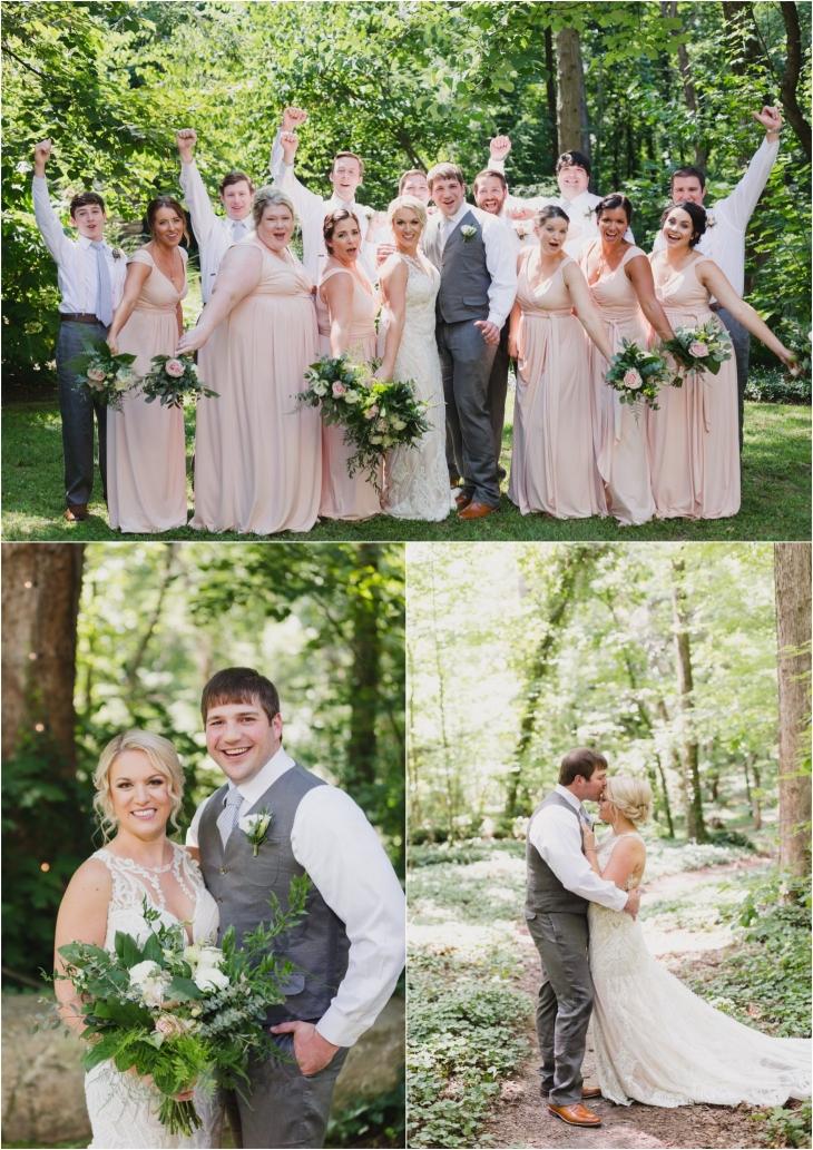 RT Lodge Bridal Party