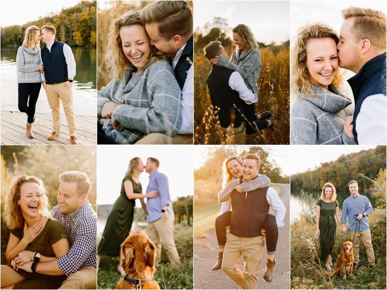 knoxville engagement pictures in Tennessee
