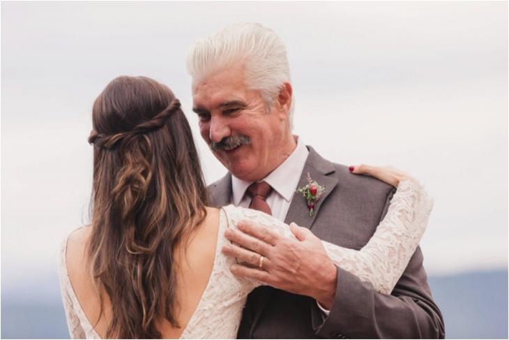 Father Bride Dance Photos