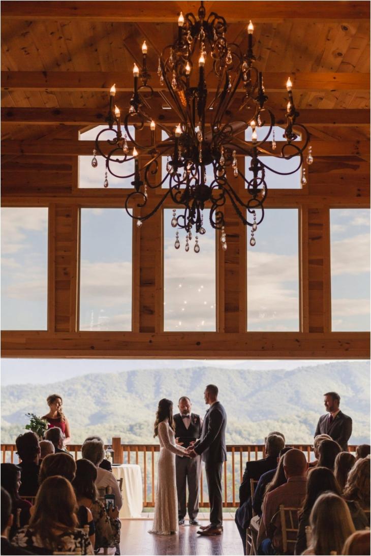 Great Smoky Mountain Wedding Photos