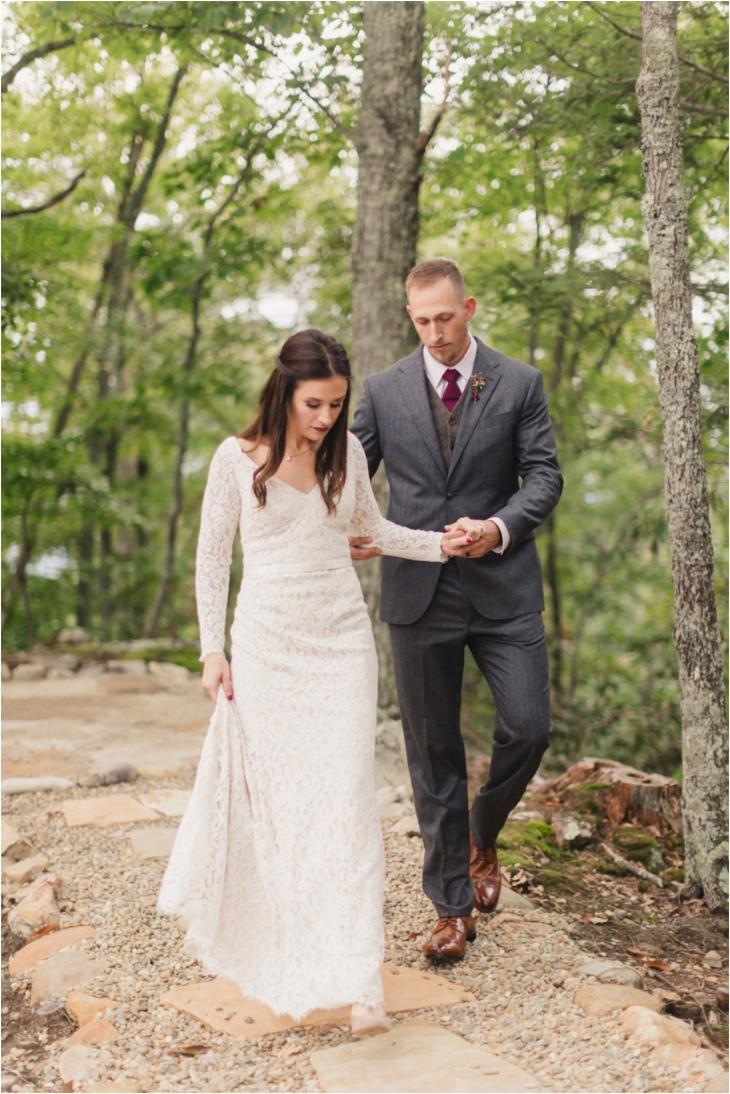 Smoky Mountain Park Wedding