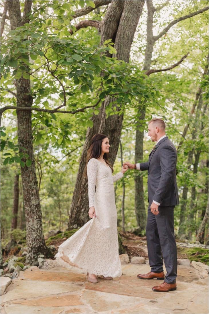 The Magnolia Wedding Ceremony
