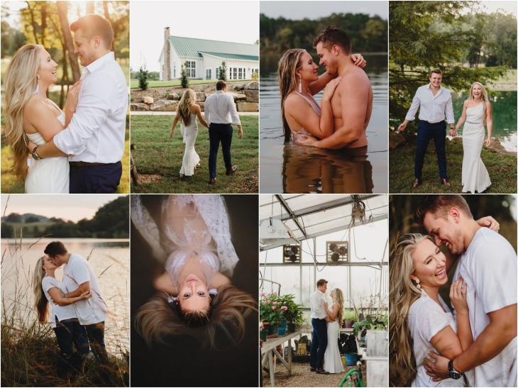 Marblegate Farm Engagement Photos