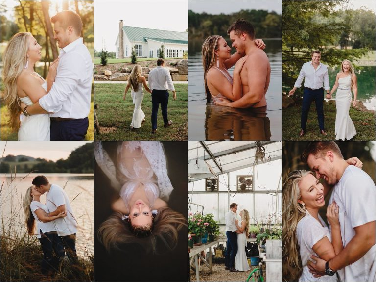 Marblegate Farm Engagement Photos