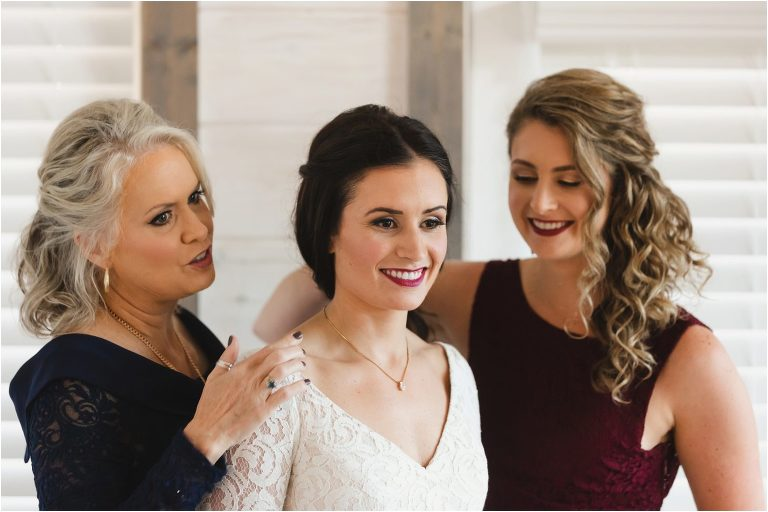 The Magnolia Tennessee Bride