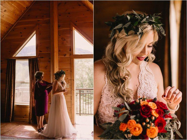 Moose Hollow Wedding