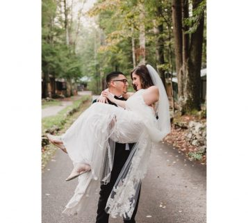 elkmont engagement gatlinburg