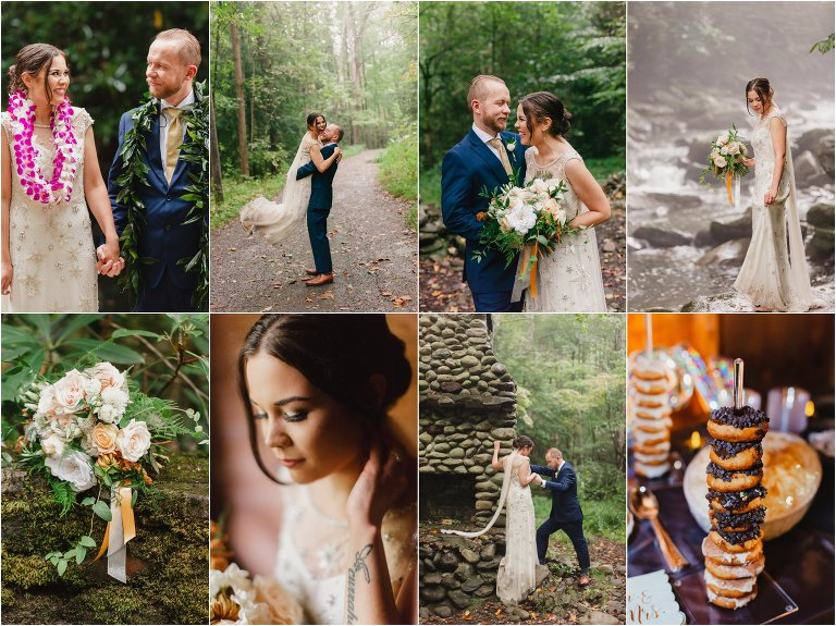 Great Smoky Mountain Wedding Venue
