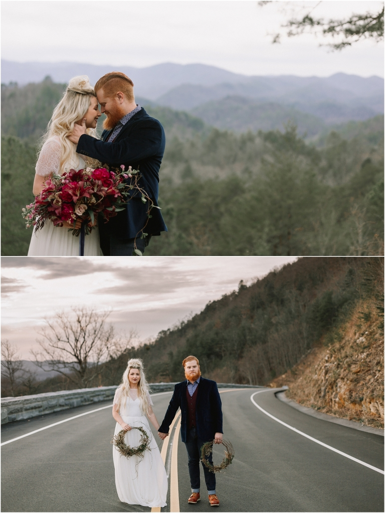 Smoky Mountains Wedding Photographer