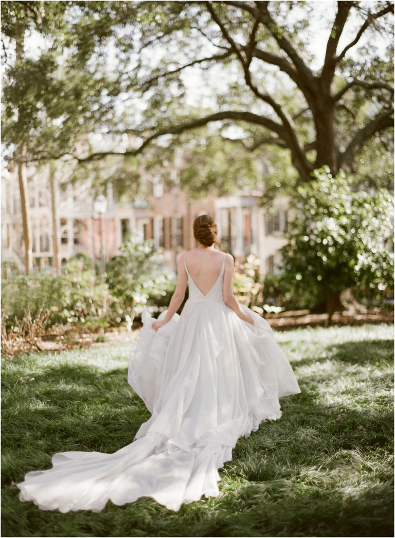 Carol Hannah Wedding Gown