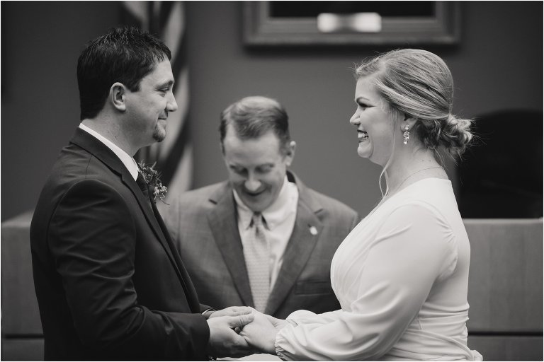 knox county courthouse wedding photography