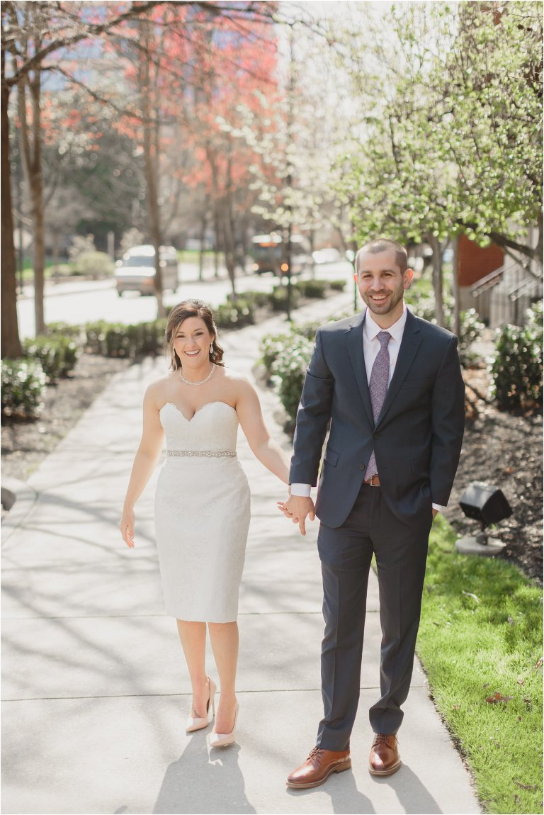 knoxville courthouse elopement photographer