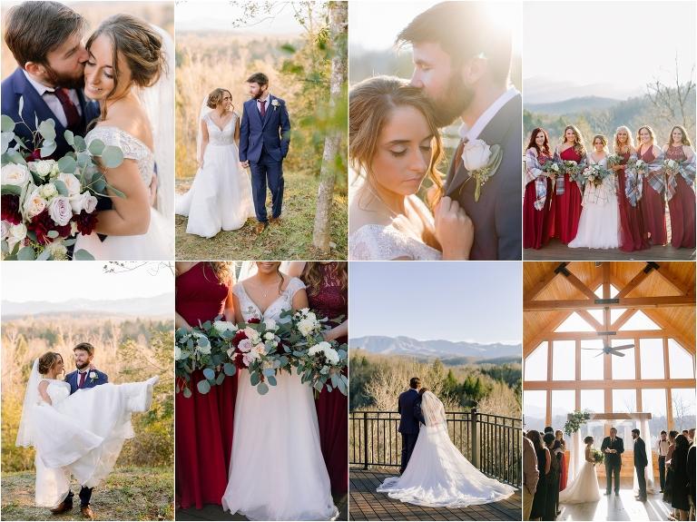 Gatlinburg Event Center wedding Tennessee