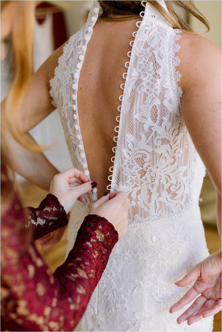 Gallaher Bend Wedding Dress