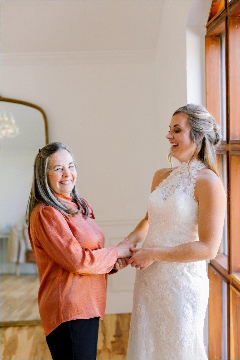 Gallaher Bend Wedding Dress Photograph