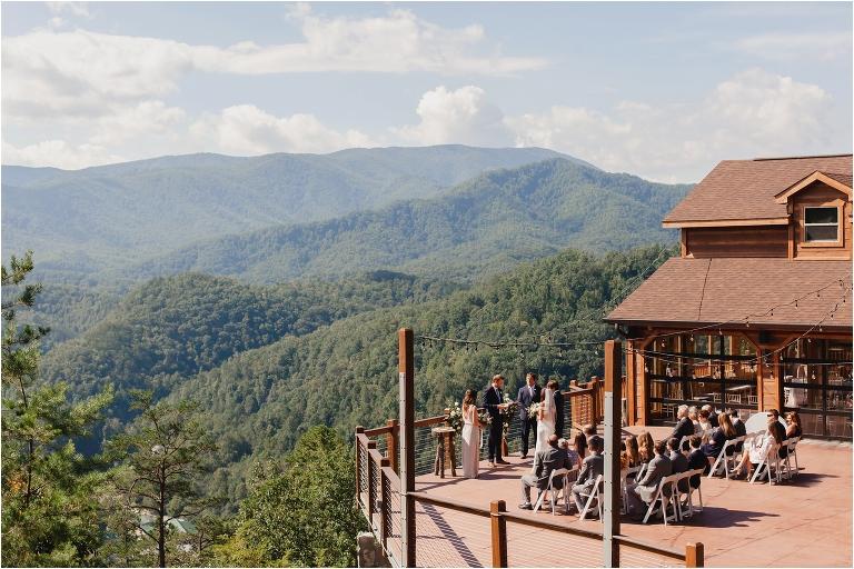 smoky mountain wedding ministers