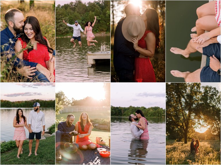 Marblegate Farm Engagement Pictures Knoxville, TN