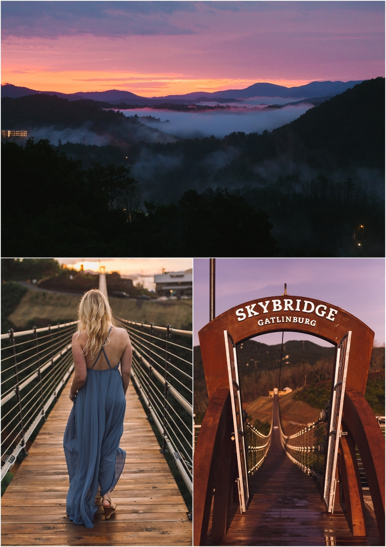Gatlinburg SkyBridge photographers
