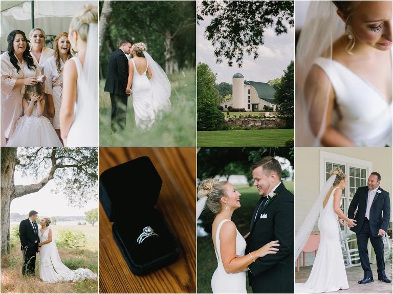 Marbelgate Farm Wedding Venue in Friendsville Tennessee