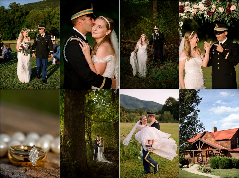 A Kings Lodge Wedding Sevierville