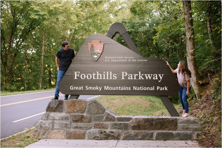 great smoky mountain foothills parkway park