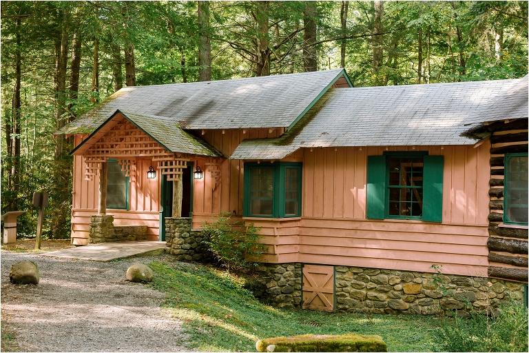 spence cabin in gatlinburg