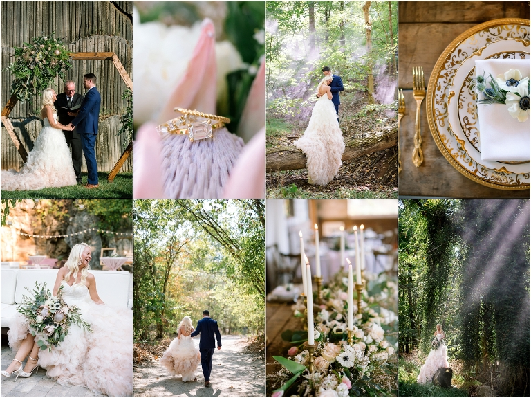 The Quarry Wedding in Knoxville Tennessee