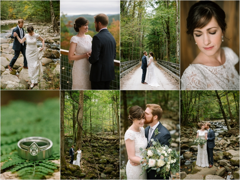Greenbrier Wedding in the Smoky Mountains
