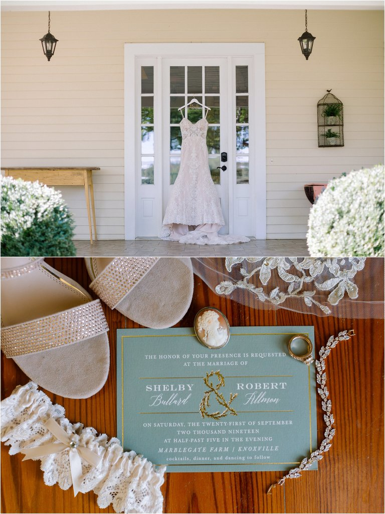 country wedding in knoxville