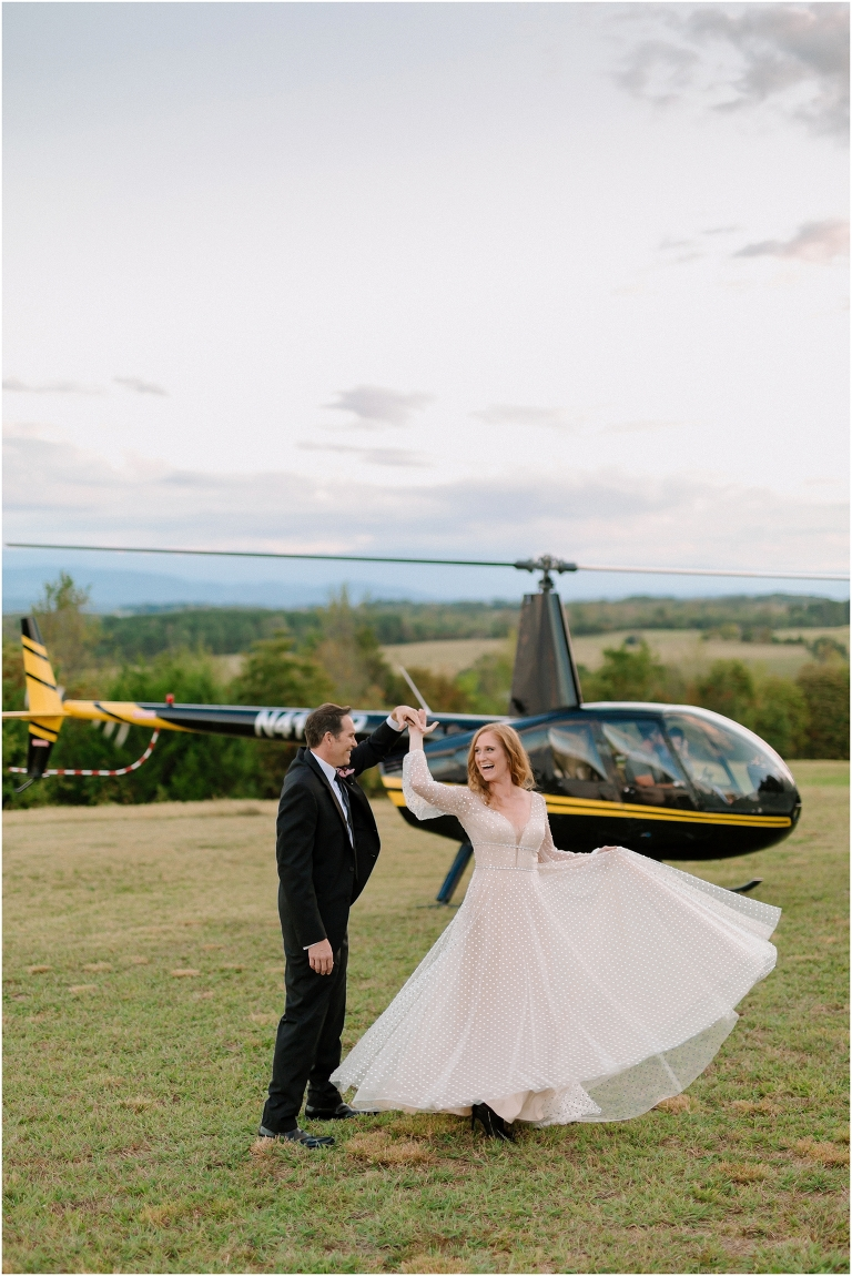 Colley Hill Farm wedding