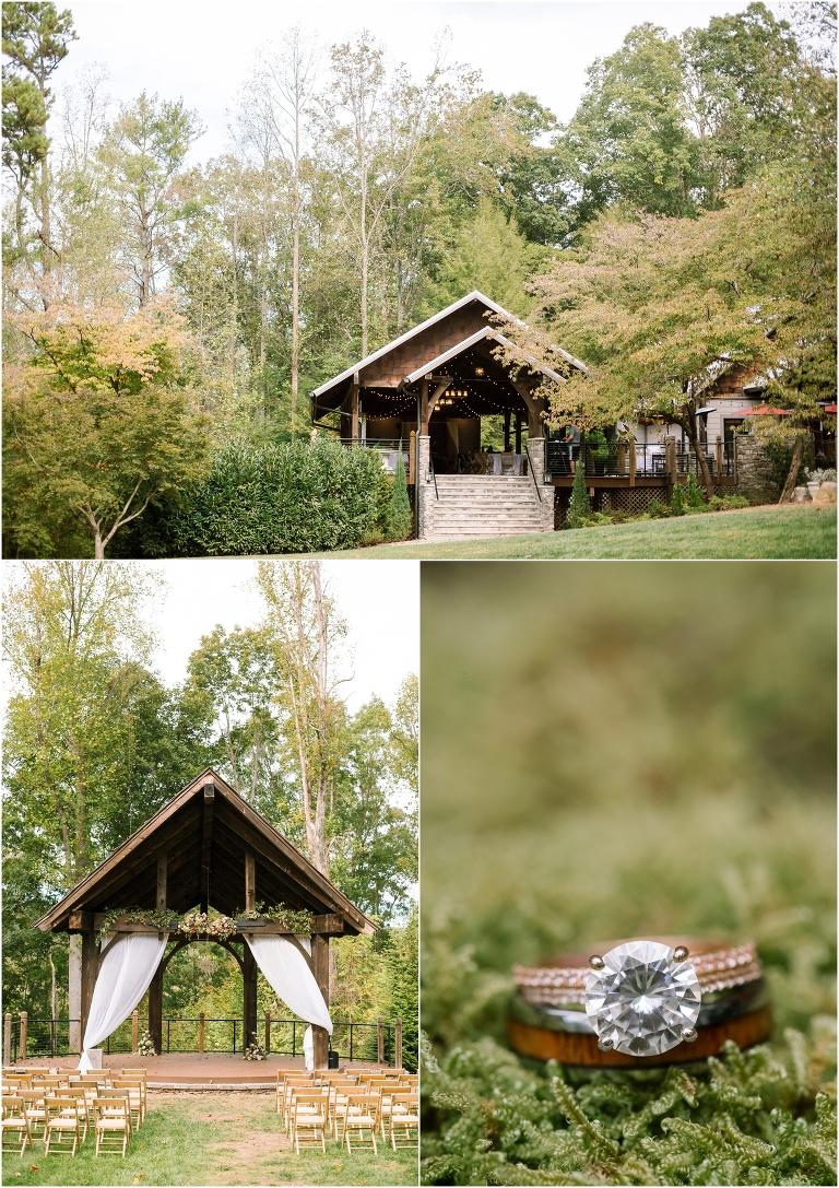 Smoky Mountain Wedding Venue Photos