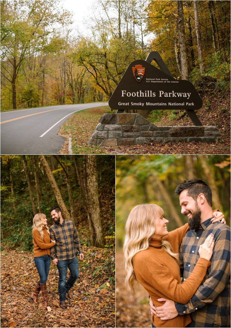 foothills parkway engagement