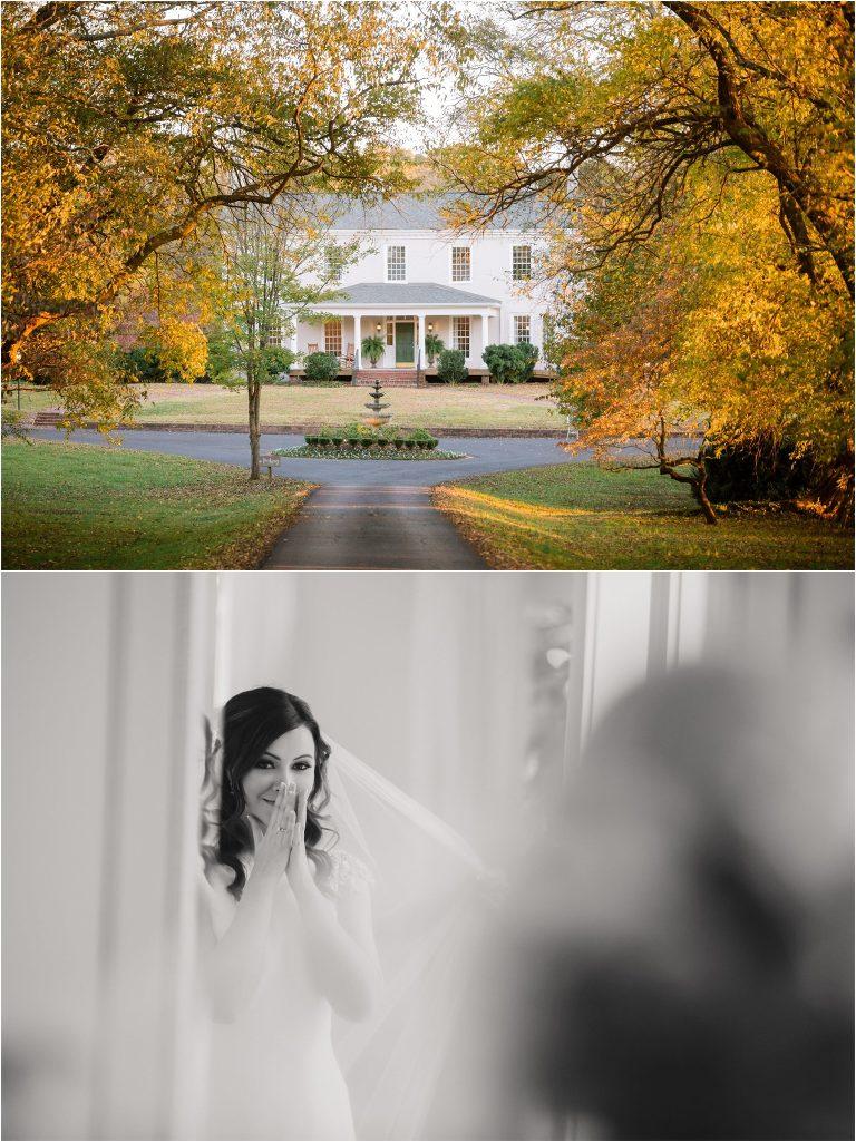 historic knoxville wedding estate