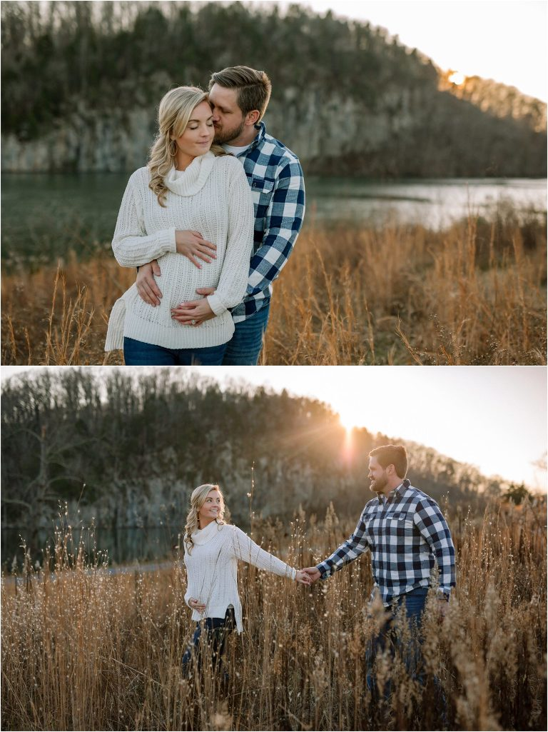 knoxville maternity shoot
