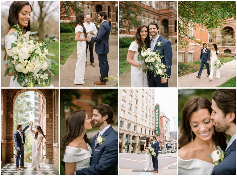 Knox county courthouse elopement