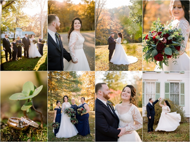 Swann Plantation Wedding Sevierville