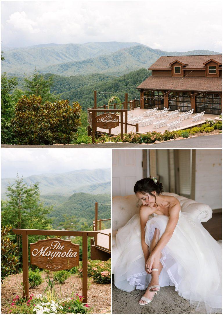 the magnolia wedding photos