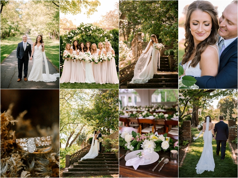 Maple Grove Estate Wedding in Knoxville