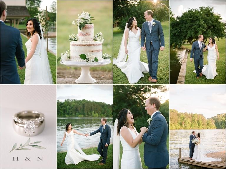 fort loudoun lake wedding