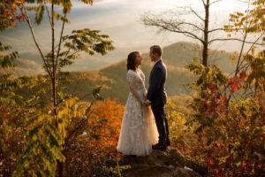 Smoky Mountains Wedding