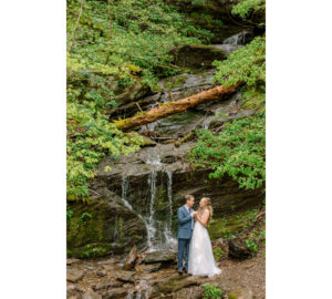 Foothills Parkway Elopement Gatlinburg